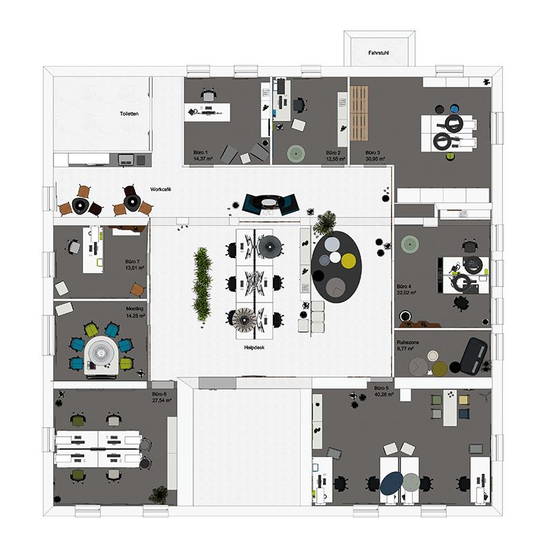 Lhl Bürotechnik Einrichtung Gmbh Bürotechnik Büroeinrichtung
